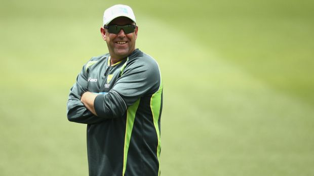 """""""We need to take with us player #408 and make sure we do things for him, his family and ourselves"""": Darren Lehmann."""