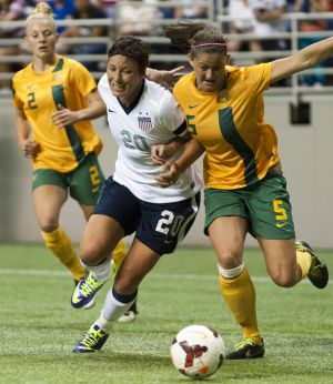 """""""There won't be an easy game for anyone"""": Matildas coach Alen Stajcic."""