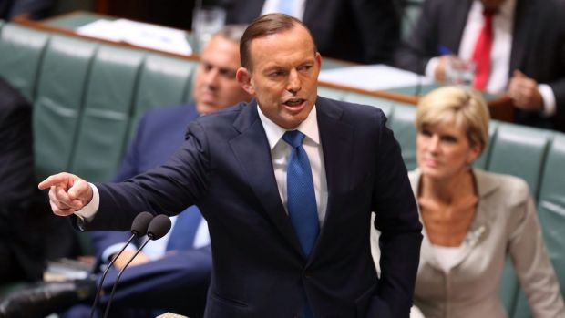 "Rethinking: The Prime Minister says his revised paid parental leave scheme will be ""better targeted""."
