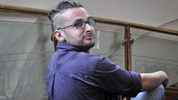 Luke Somers, 33, the British-born American photojournalist  killed during a US special forces rescue raid on Saturday.