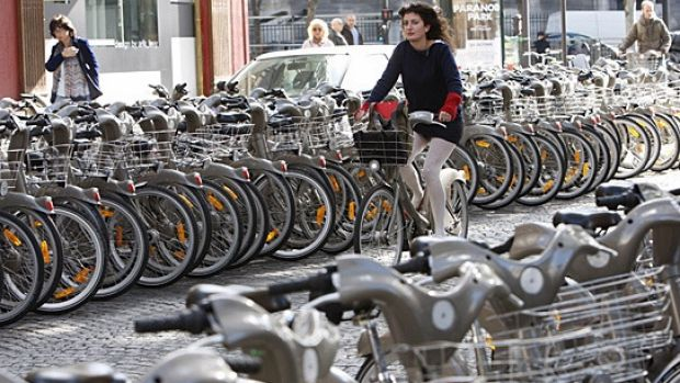 Paris' successful Vélib' bike share programme was expanded this year to include children's bike. A further €100m will be ...