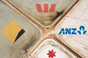Continued selling in the big four banks after the South Australian government unveiled its own state-based version of ...