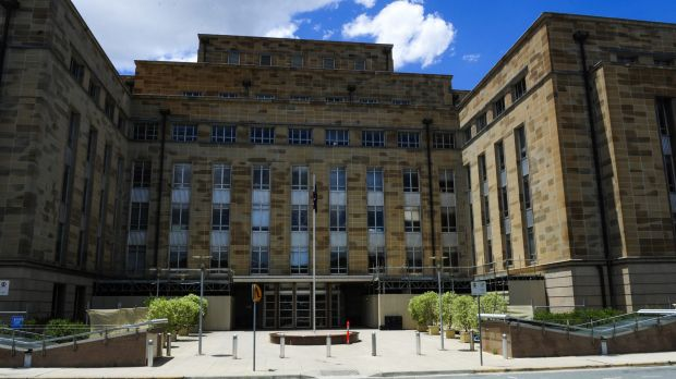 The John Gorton Building is one of six properties the federal government could sell.