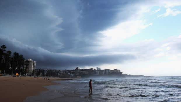 Another stormy afternoon ahead for much of Sydney.