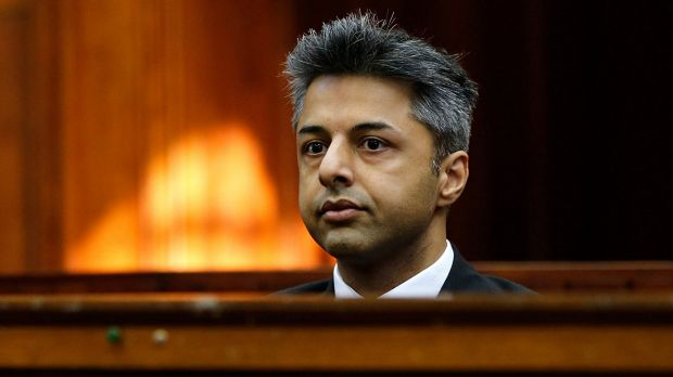 ACQUITTED: Shrien Dewani was found not guilty of murder.