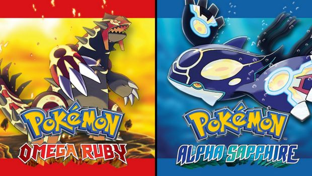 <i>Pokemon Ruby</i> and <i>Sapphire</i> are back and, as usual, it doesn't really matter which version you play. The ...
