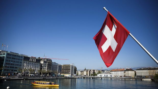 Switzerland is the top destination for Australian wealth stashed offshore, the ATO says.
