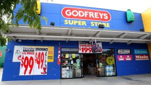 """Godfreys has bought an eco-friendly cleaning products firm to join the """"clean and green"""" trend."""
