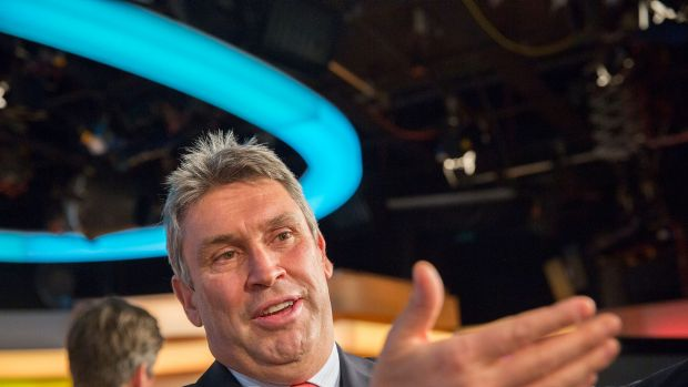 Top earner: Nine chief David Gyngell's total pay eclipsed that of the chief executives of the big four banks, Wesfarmers ...