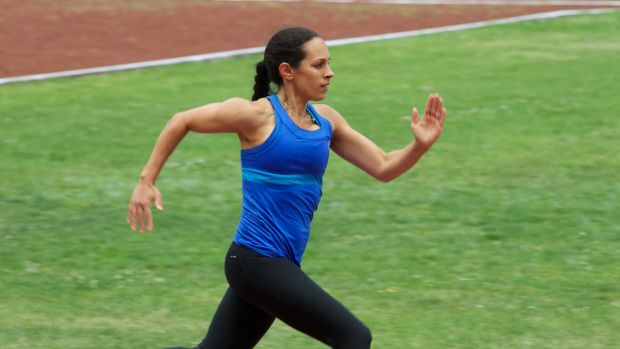 A losing race: An addiction to running led to a severe medical condition for Vanessa Alford.