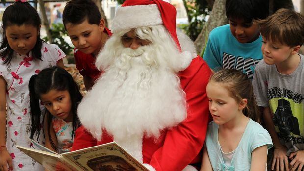 Murri Christmas teaches how different cultures celebrate Christmas around the world.