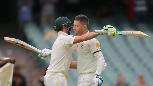 Michael Clarke would play under Steve Smith.