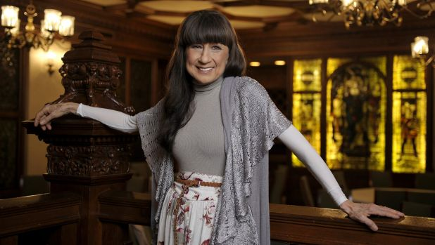 One-woman flight: Judith Durham recently released her first solo live album, recorded in London.