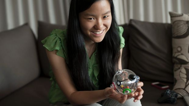 Tech teaching: Marita Cheng has joined the chorus of employers, educators and industry bodies that want technology ...