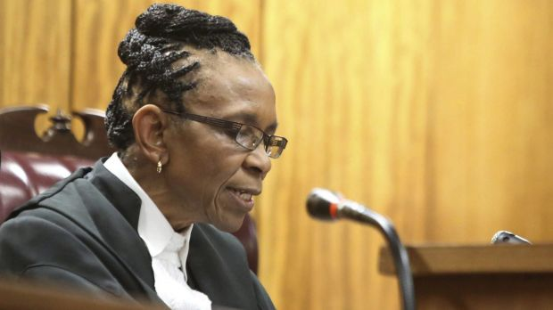 Judge Thokozile Masipa has ruled that the prosecution can appeal her verdict in the Oscar Pistorius case but not the ...