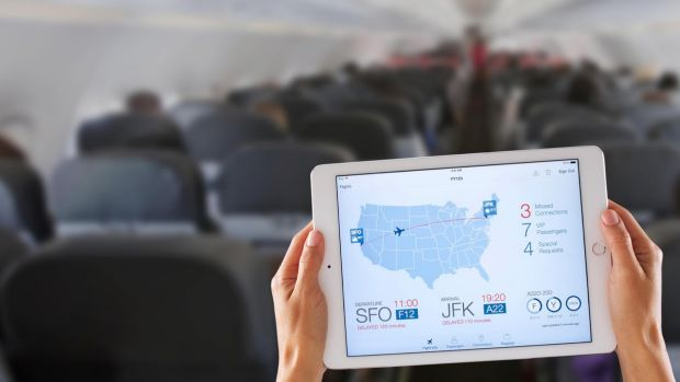 According to Apple, Passenger+ lets flight crews offer personalised services to passengers in-flight, including offers ...