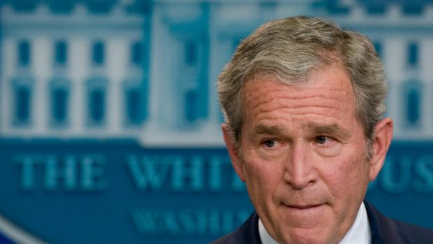 The CIA first briefed then president Bush on enhanced interrogation techniques in April 2006, according to the torture ...