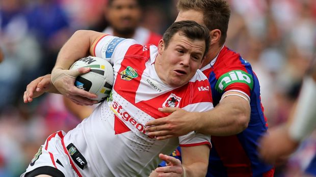 From Red V to The Family Club: Brett Morris will unite with brother Josh at the Bulldogs from 2015.