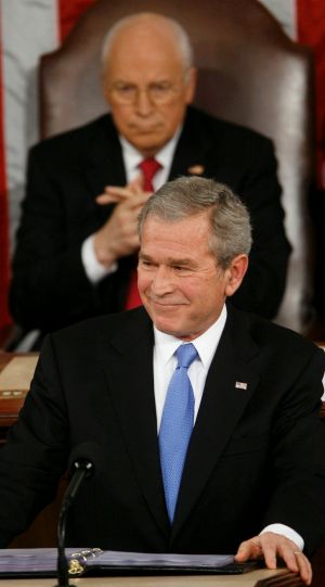 Dick Cheney says George Bush knew of and approved the torture.