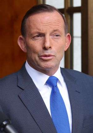 """It is more important to get this right than to try to rush it through"": Prime Minister Tony Abbott."