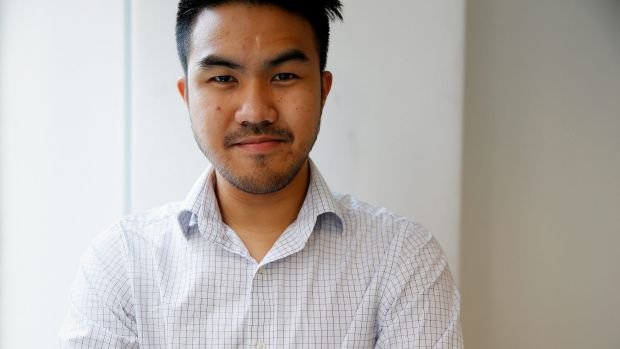Cut out the middleman: Asher Tan, CEO and co-founder of CoinJar says Australia now has four major bitcoin exchanges.