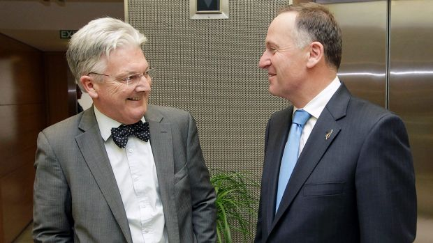 New Zealand Immigration Minister Peter Dunne and Prime Minister John Key have been openly critical of Australia's ...