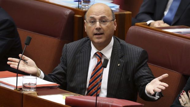 Senator Arthur Sinodinos has resigned as Assistant Treasurer.