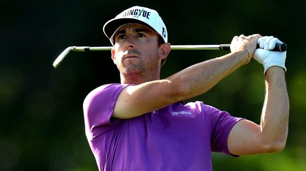 Australian PGA Championship pacesetter: Wade Ormsby.