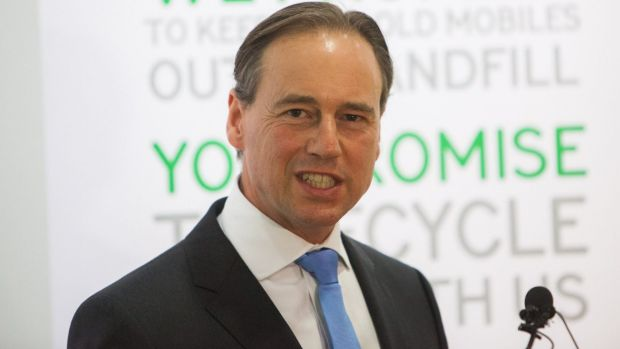 Refused to investigate: Federal Environment Minister Greg Hunt.