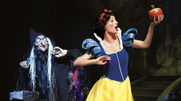 Disney Live's Three Classic Fairy Tales come to the Australian Institute of Sport Arena on January 3.