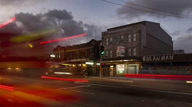 Annandale's McCarthy Maisonettes on Parramatta Road offers luxury apartments.