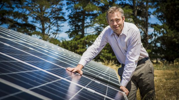 Power to the people: Reposit Power's Luke Osborne says GridCredit allows consumers to store their solar energy and sell ...