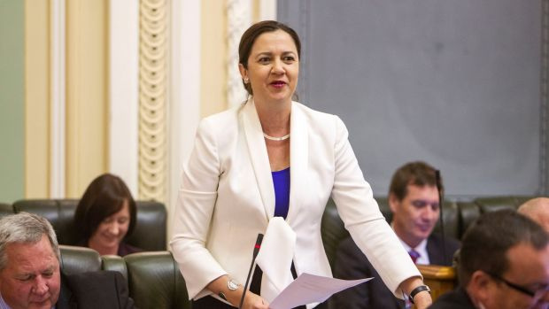 Opposition leader Annastacia Palaszczuk has led Labor out of the devastating 2012 election, but voters are still waiting ...