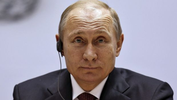 Russian President Vladimir Putin's government has rejected Swedish claims that a Russian jet almost collided with a ...