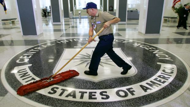 The clean up operation at CIA headquarters following the US government's release of the so-called torture report is ...
