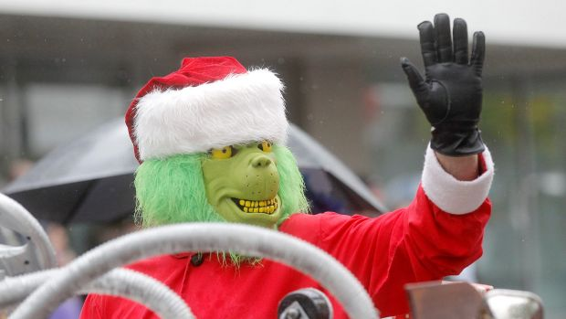 The Grinch thankfully hasn't stolen Christmas this year.