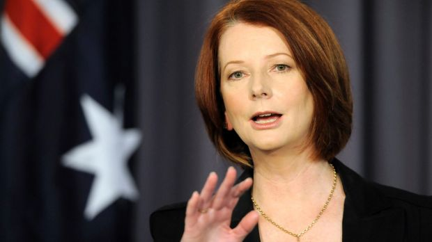 """As Julia Gillard discovered, Australia seems not to be ready for women leaders."""