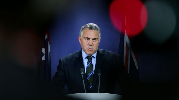 Treasurer Joe Hockey flagged the prospect of Australians living until the age of 150 during a defence of the ...