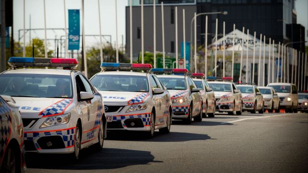 Just a month after the G20, Queensland police are back on the streets in force, this time prompted by the siege in ...