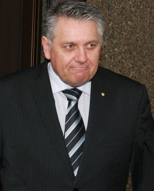 2GB broadcaster Ray Hadley