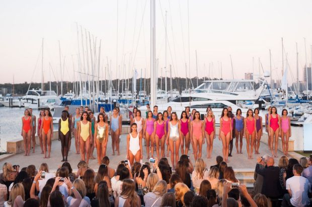 Perth Fashion Festival Swim and Resort series.