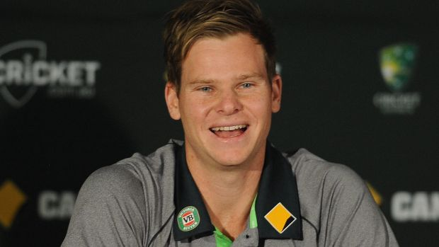 Quiet achiever: Steve Smith has increased in confidence over the last few years and had been tipped to inherit the ...