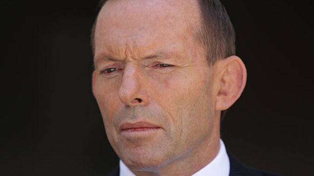 """I do want answers to some obvious questions"": Prime Minister Tony Abbott"