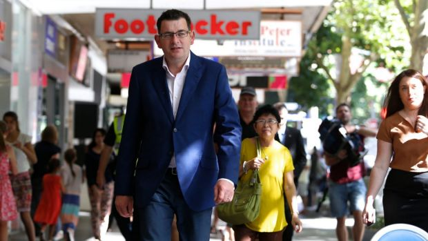 Premier Daniel Andrews will face a tough crowd in the Upper House.
