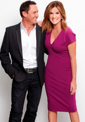 Emdur and Gillies in a publicity shot.