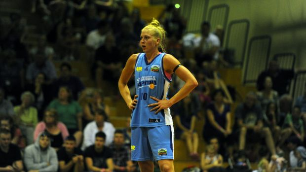 Canberra Capitals skipper Abby Bishop says the team's WNBL finals tilt can't be the Abby and Lauren Jackson show.