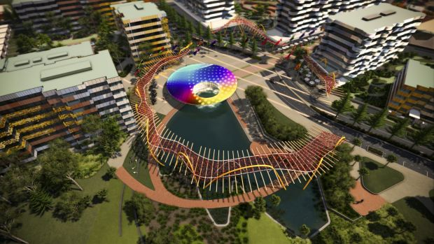 The redevelopment of Parklands, Southport will be one of the largest urban renewal projects ever undertaken on the Gold ...
