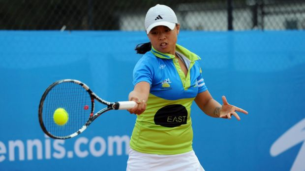 Alison Bai will go to Melbourne to play for an Australian Open wildcard after helping the Canberra Velocity win the ATL ...