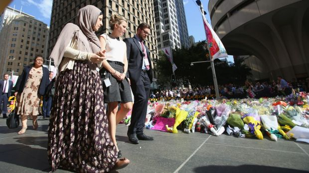 A tragedy for all Australians: With one grotesque act, 1½ billion Muslims were at risk of being dragged through the mud, ...