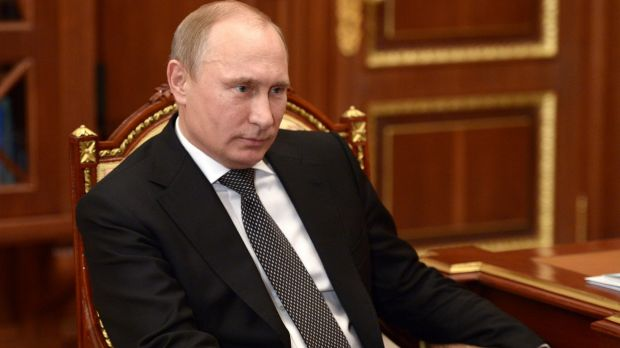 Russian President Vladimir Putin has watched the decline of the rouble as international sanctions bite the Russian ...